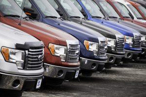 Commercial fleet management