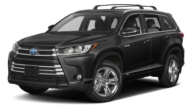 Toyota Highlander - Livery Vehicle