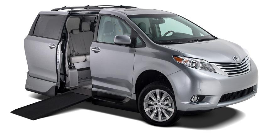 Toyota Sienna Wheelchair