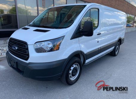 2018 Ford Transit 250 Low Roof 130″ WB