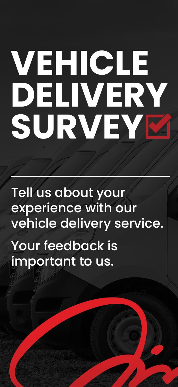 Vehicle Delivery Survey